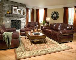 elegant rustic leather sofa set design u2013 gradfly co