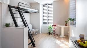 chambre ado avec mezzanine mezzanine pour 2 ou 1 lit mezzanine sur mesure pas cher côté
