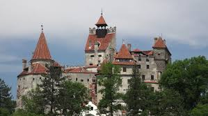 Dracula S Castle For Sale Aerial View Of Bran Dracula Castle Transylvania Land Bran