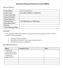 report requirements template requirements templates to report requirements template business