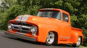 Classic Ford Truck Colors - customized ford trucks