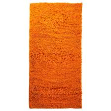 High Pile Area Rugs Zipcode Design Scarlette High Pile Orange Solid Area Rug Reviews