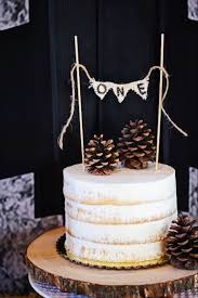 kara u0027s party ideas pine cone birthday cake from a rustic camping
