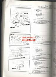 yamaha tt r 125 2001 2002 owners factory service manual ttr125