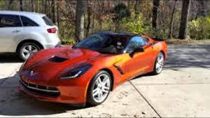 corvette stingray z06 2016 chevrolet corvette stingray z06 daytona sunrise orange