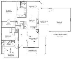 House Plans With Breezeway Jack Needham Homes Inc