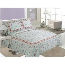 Bed Sheet Set 3 In 1 Cadar Patchwork Quilted 220 240cm Bedsheet Set King Queen
