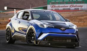 toyota new suv car toyota chr custom r tuned car is faster than a lamborghini