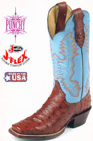 womens quill boots justin quill ostrich womens boots l8960