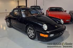 1990 porsche 911 1990 porsche 911 cabriolet for sale manx classic carsfor sale