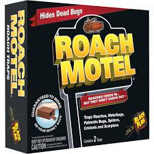 Black Flag Nervous Black Flag Roach Motel Roach Bait U0026 Trap Walmart Com