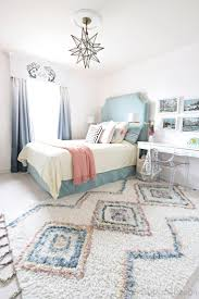 best 25 blue girls bedrooms ideas on pinterest girls bedroom gorgeous soft modern pastel girls room with fabulous moroccan rug and moravian star pendant