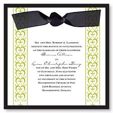 formal invitation a formal affair wedding invitations formal wedding announcements