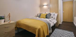 En Suite Bedroom Silver En Suite Arkwright House Bradford Iq Student Accommodation