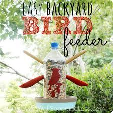 easy diy bird feeder living well spending less