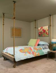 How To Make A Hanging Bed Frame 10 Hanging Beds That You Totally Need To Sleep On Photos Huffpost