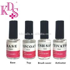 kds dipping nail activator for custom lables dipping powder liquid