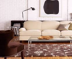 Coffee Table Rugs How To Properly Place A Rug Apartment Therapy