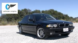 2001 bmw 740il road test and review