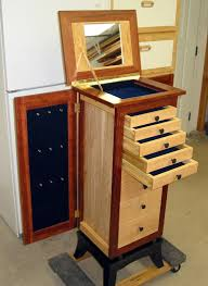 Free Wood Plans Jewelry Box by Tim U0027s Jewelry Armoire The Wood Whisperer
