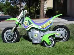 wheels motocross bikes modified power wheels powerwheels kawasaki super shock dirt bike