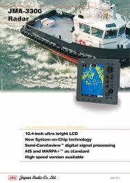 jma 3300 jrc europe pdf catalogues documentation boating