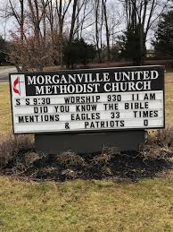 Church Sign Meme - the best signs in n j supporting the super bowl bound eagles nj com