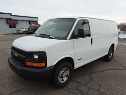 chevrolet express cargo 2500 schulz automotive dealership used