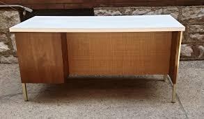 White Laminate Desk Vintage Jofco Office Desk By Jasper Office Co White Laminate