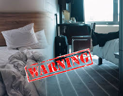 spycam bedroom hotel room secret cameras experts reveal telltale signs of hidden