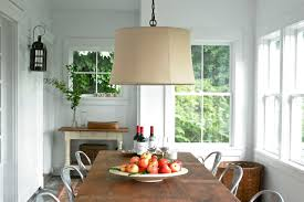 Pendant Lighting Over Dining Table Drum Pendant Lighting For Kitchen All About House Design Unique