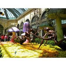 Botanical Gardens In Las Vegas Bellagio Conservatory And Botanical Gardens Las Vegas Zanda