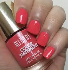 dare to compare comparing 5 coral nail polishes adventures in