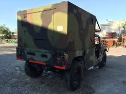 military hummer h1 1989 am general m1038 military hummer h1 for sale