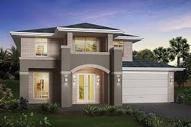 unique contemporary home design plans great 1 modern house plan