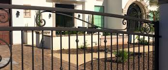 gate and fence garden wall railings cast iron railing wrought