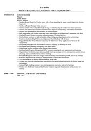 Sample Of Objectives In A Resume by Scrum Master Resume Sample Velvet Jobs