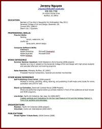 Ways To Make A Resume How To Make A Resume Stand Out Haadyaooverbayresort Com