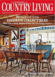 country living 500 kitchen ideas country living amazon com magazines