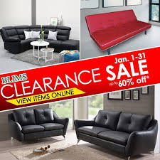 Sofa Clearance Free Shipping Manila Shopper Blims Furniture Clearance Sale January 2016
