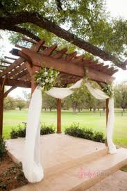 wedding arches decorated with tulle image result for tulle canopy pergola wedding groom s