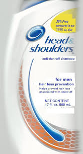 head and shoulders hair loss prevention shampoo all natural dynamics