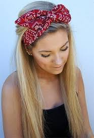 bandana hippie bandana style for this summer to look pretty fashion health