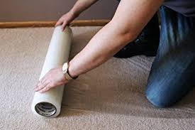 Plastic Runner Rug Auweg Carpet Protector 36 X 200 Clear Self Adhesive