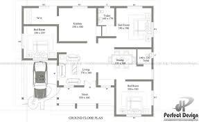 1290 sq ft contemporary home u2013 kerala home design