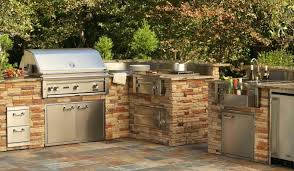 prefabricated kitchen island outdoor grill insert outdoor bar kits prefabricated outdoor