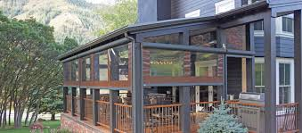 patio enclosures innovative openings
