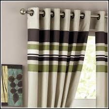 green and white curtains home design ideas and pictures