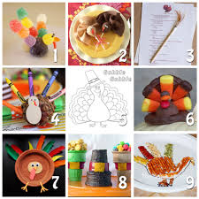 kids thanksgiving activity ideas u2013 happy thanksgiving