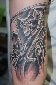 grim reaper forearm creativefan